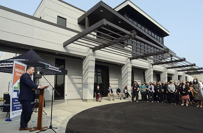 Valley Professionals, Union Health debut expanded Clinton facility