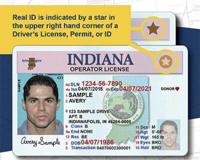 Hoosiers Encouraged To Get Fed Approved Driver S License