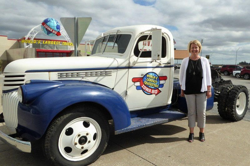 Internet Truckstop Classic >> A Visit To Iowa 80 Called The World S Biggest Truck Stop Valley