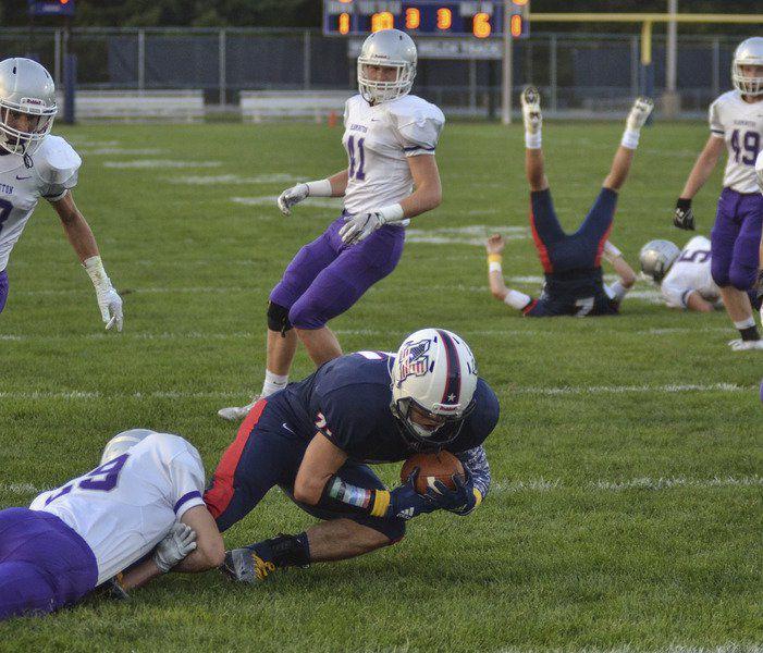 Bloomington South surges past Patriots