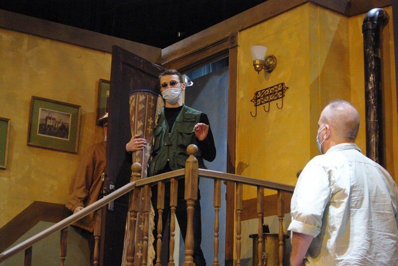 Community Theatre of Terre Haute reopens with 'Wait Until Dark'