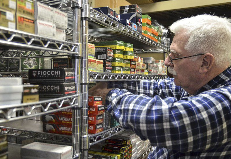 Ammo and guns selling at breakneck pace