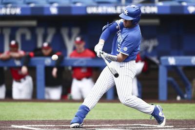 Collett set to rejoin Kentucky baseball team