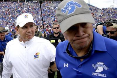 ISU falls short in 24-17 loss at Kansas