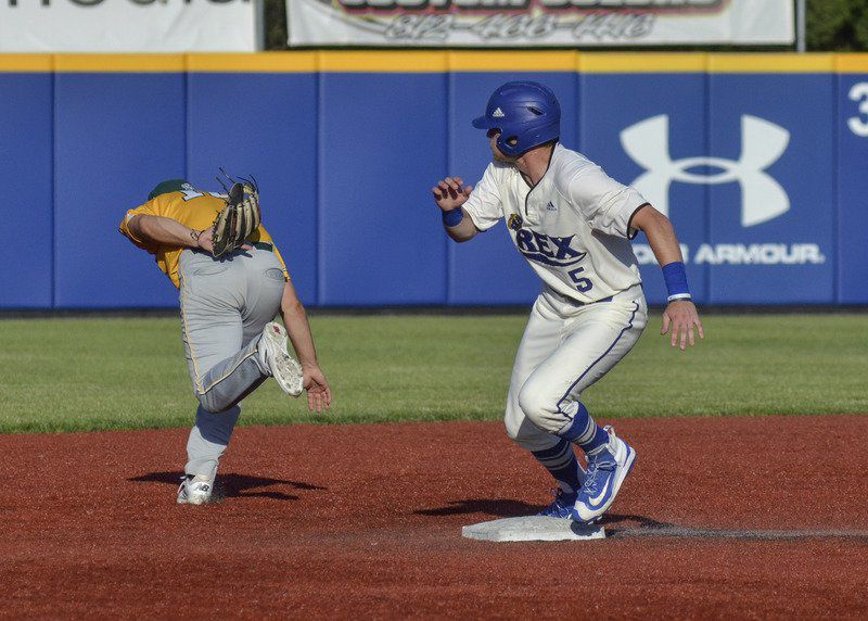 Rex fall 9-7 in series finale vs. Miners