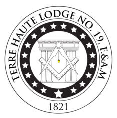 TH Masonic lodge logo