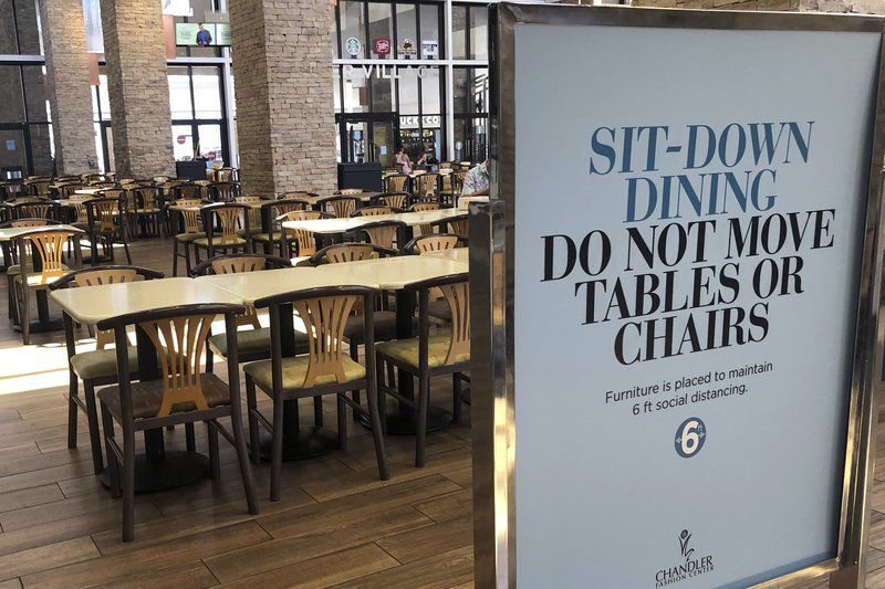 AP-NORC poll: Many in U.S. won't return to gym or dining out