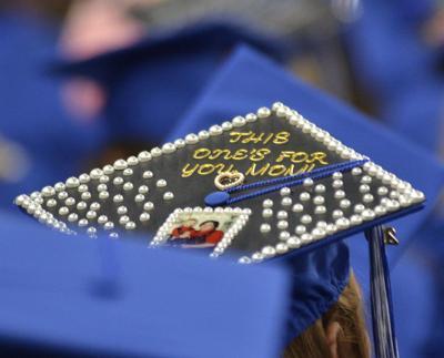 ISU speaker urges graduates to use degree as 'launching point'