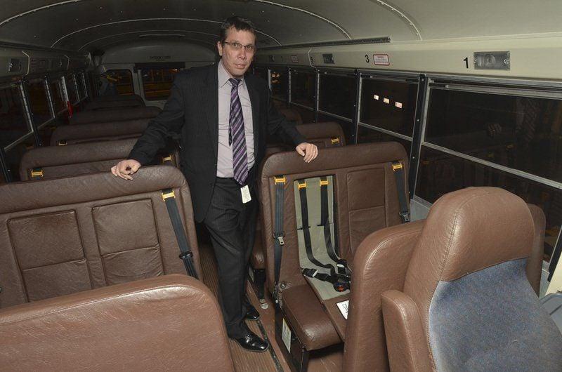 Weekend school bus rollover renews seat belt issue | Local News ...
