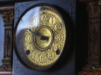 The Off Season: Few things as reliable as a Seth Thomas clock