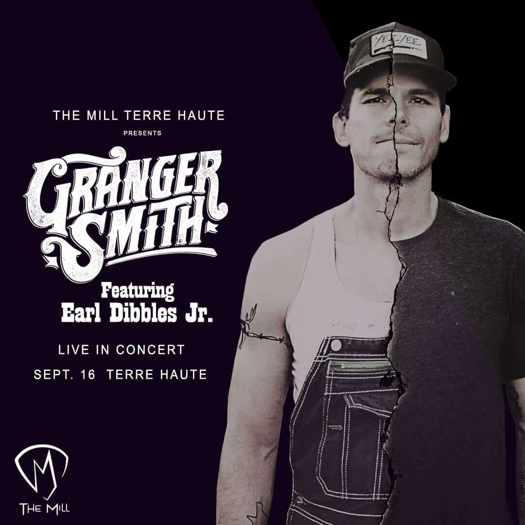 Granger Smith to play The Mill Sept. 16