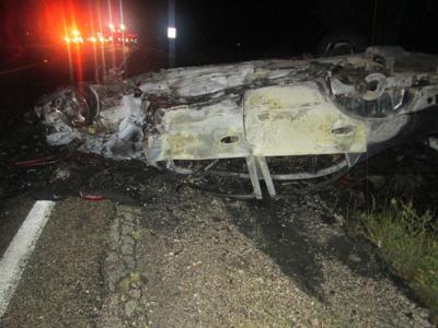 One killed in crash on U S  150 in northwest Vigo | News | tribstar com