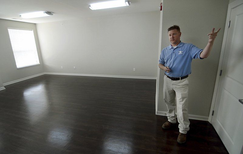 ISU's new downtown student housing complex already fully leased