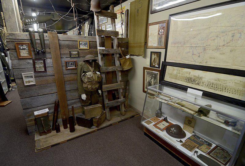 Vets museum celebrates 5-year anniversary