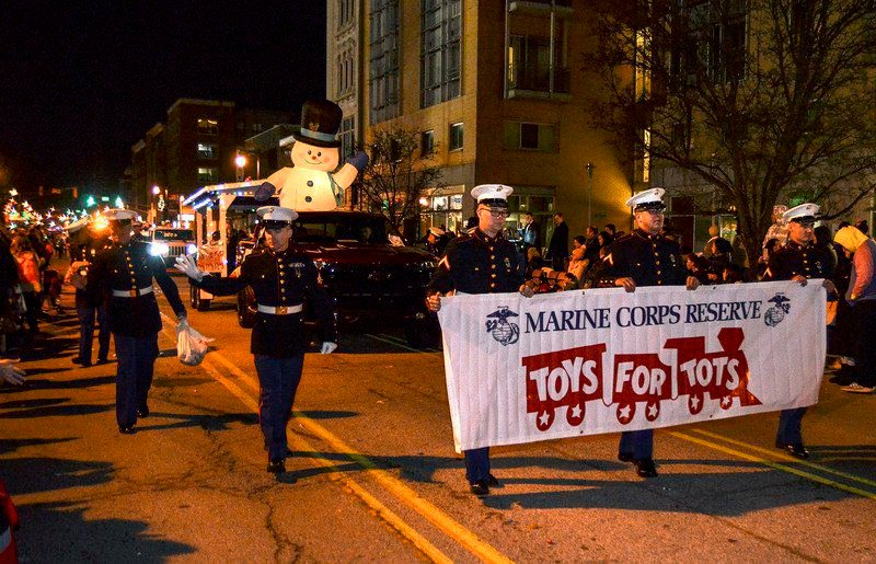 Terre Haute Christmas Parade 2020 Work on annual downtown Christmas parade began months ago | Local