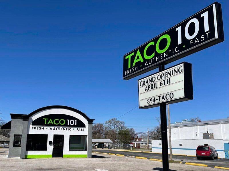 Taco 101 to open on Wabash Avenue