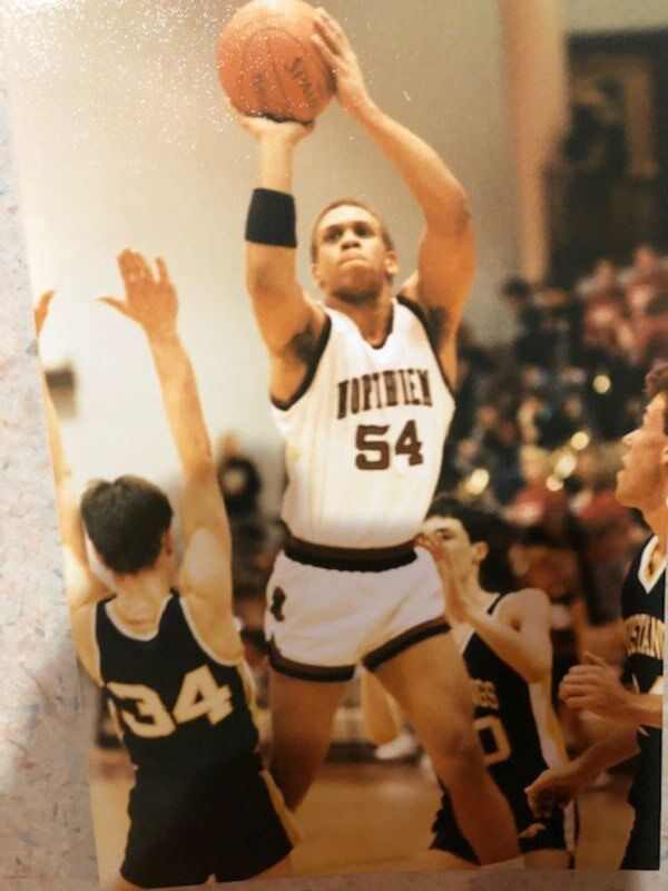 HS OF THE WEEK: Northview's Rowan was 'man among boys' on Knights' court