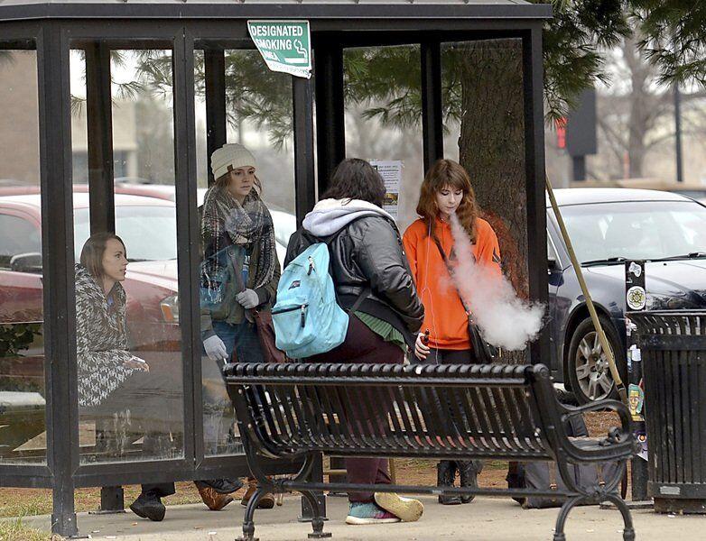 ISU will get rid of smoke shacks