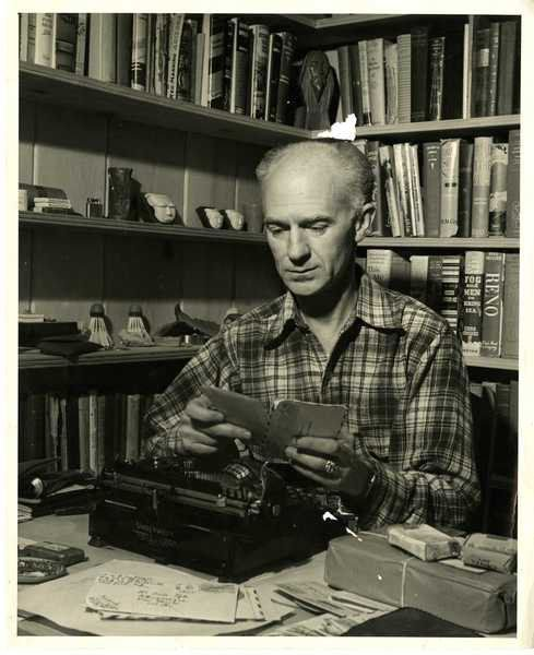 Mike Lunsford Celebrate Ernie Pyle For What He Was A Great Writer
