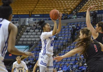 ISU women hope to build on road success in homestand