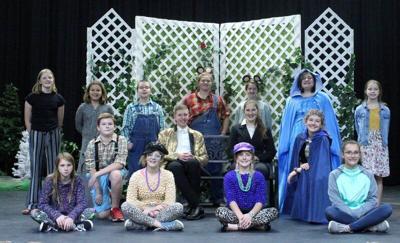 Parke Heritage Middle School Drama Department to present 'Cinderella Confidential'
