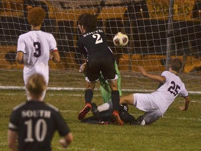 Peterson's late goal gives Braves 1-0 victory