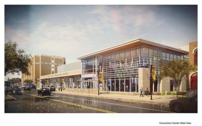 Bids awarded for Terre Haute convention center