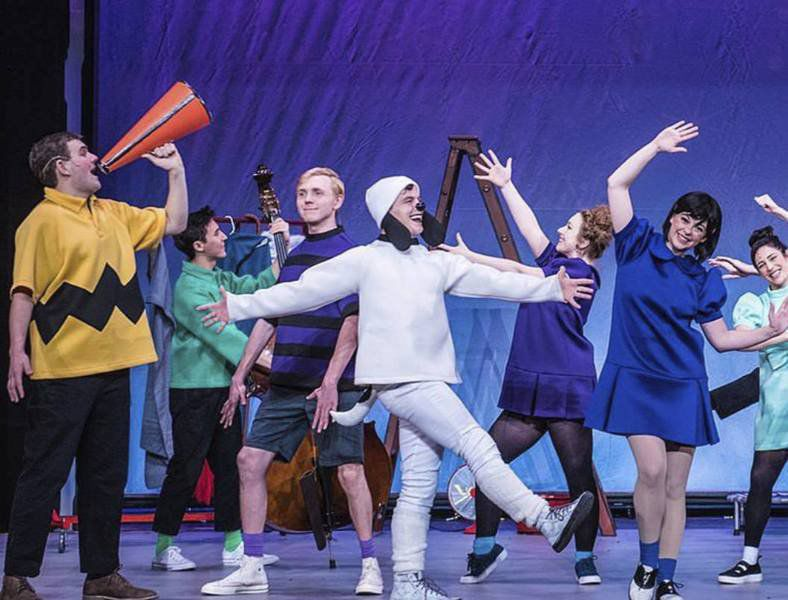 A Charlie Brown Christmas Live On Stage.What Christmas Is All About Bash Arts Entertainment