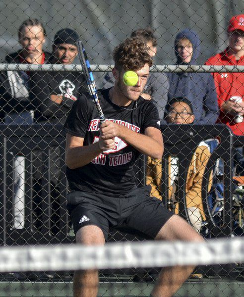 South boys tennis eliminated in state finals
