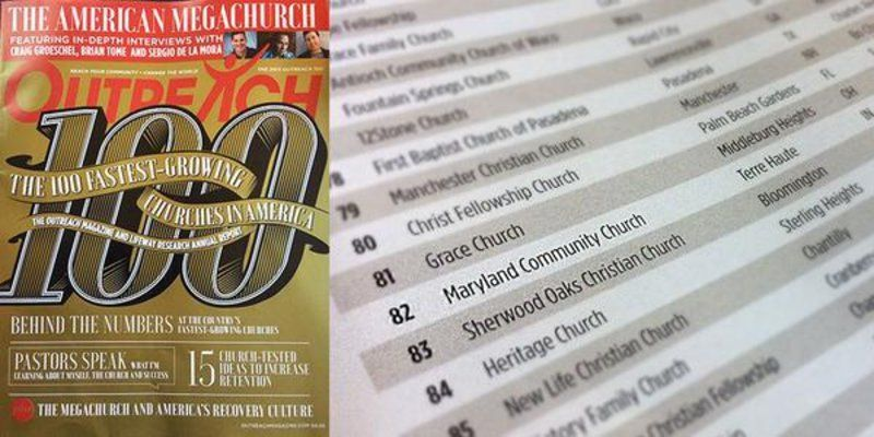 Maryland ranks among growing churches | Faith | tribstar com