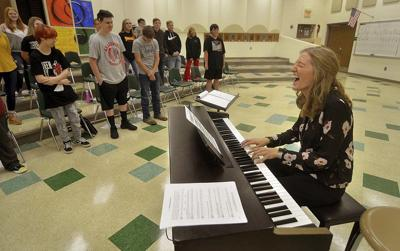 After 5-year absence, choir returns to West Vigo High School