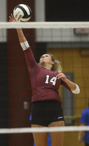 Killer queen: Northview's Lucas one of state's best volleyball attackers