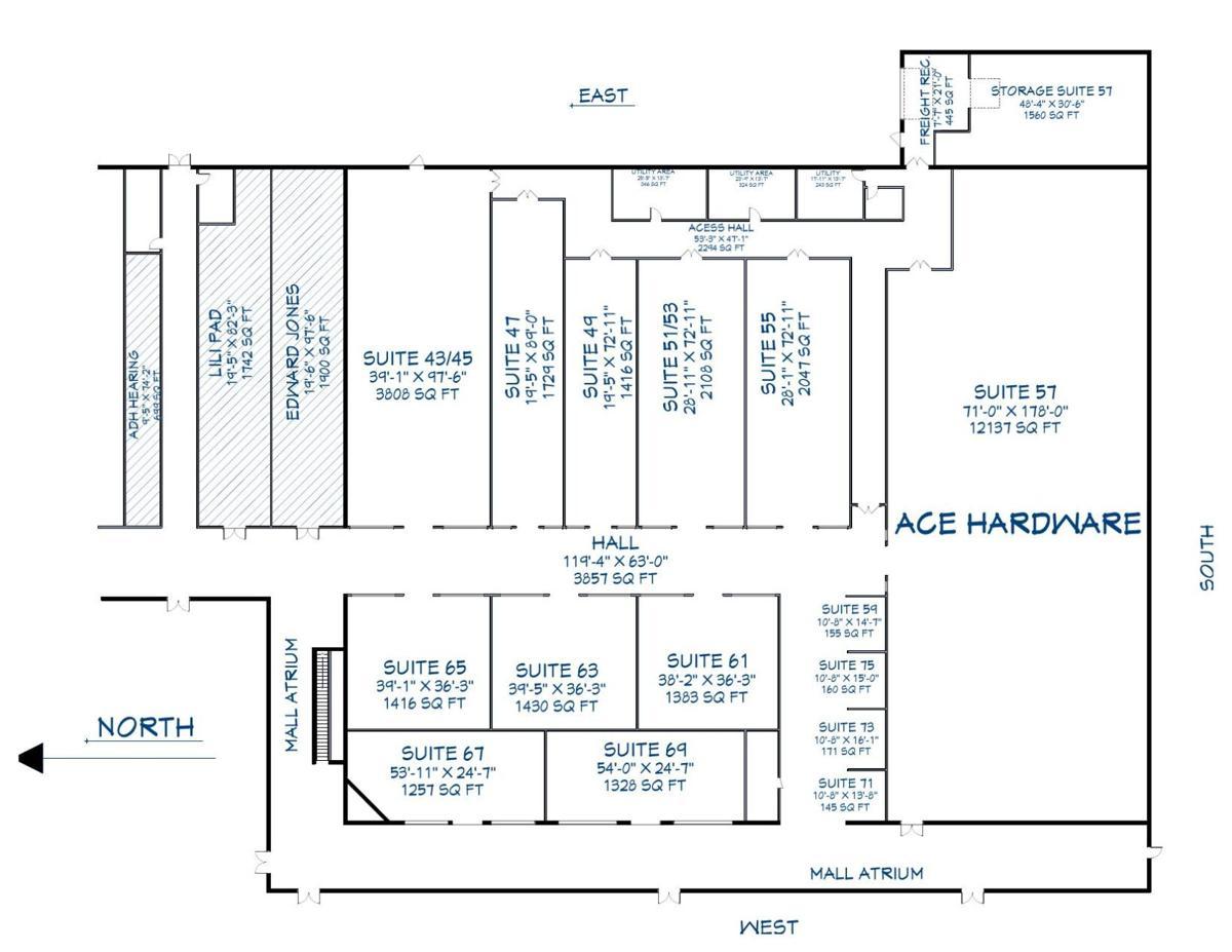 Meadows remodel plan