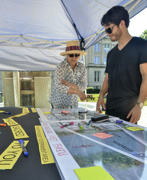 Picnic at the Plaza highlights possibilities
