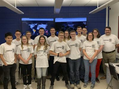 TH North Vigo cadets excel in state cyber competition