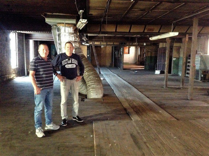 Mark Bennett: Businessmen ready to give another historic building a second life