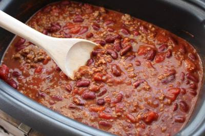 The Off-Season: It's time for chili when it gets chilly