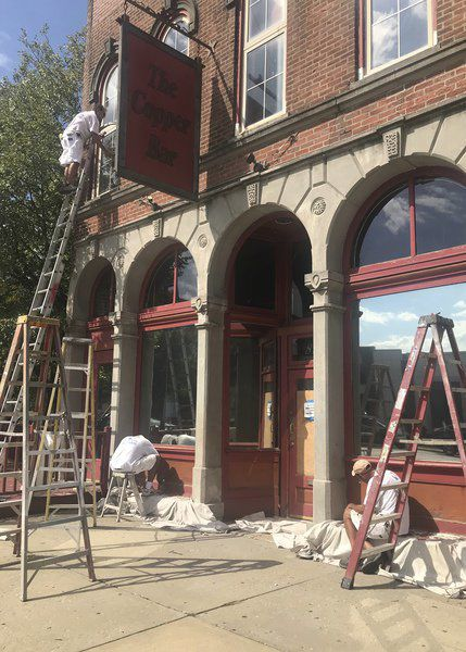Gibson: Renovated Copper Bar building will reopen