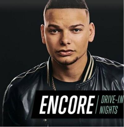 Kane Brown next Country artist at Moonlite Drive-in