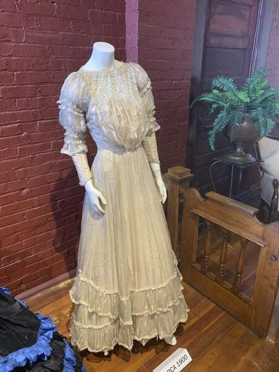 Historical Treasure: 1903 Edwardian Era dress | Valley Life ...