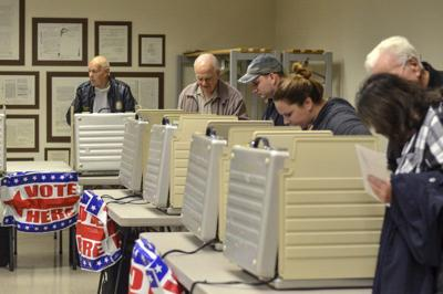 Indiana voters shifting to mail-in ballots for primary