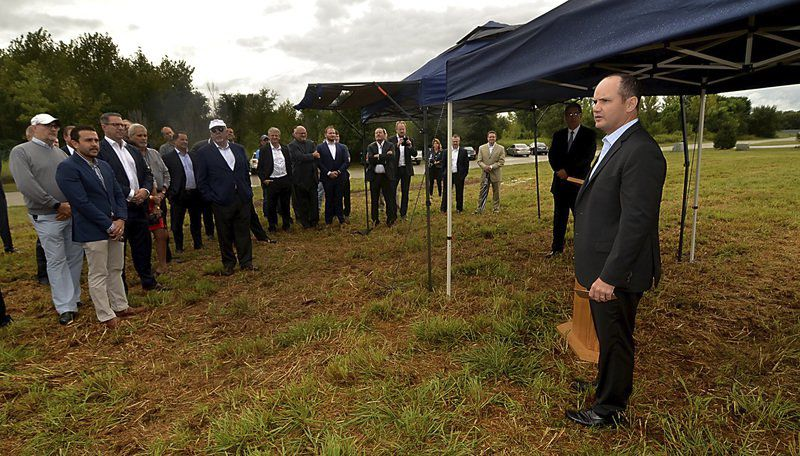 Pyrolyx breaks ground on north side