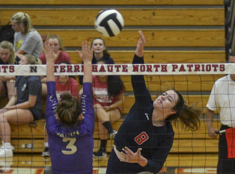 North volleyball downs Sullivan in three games