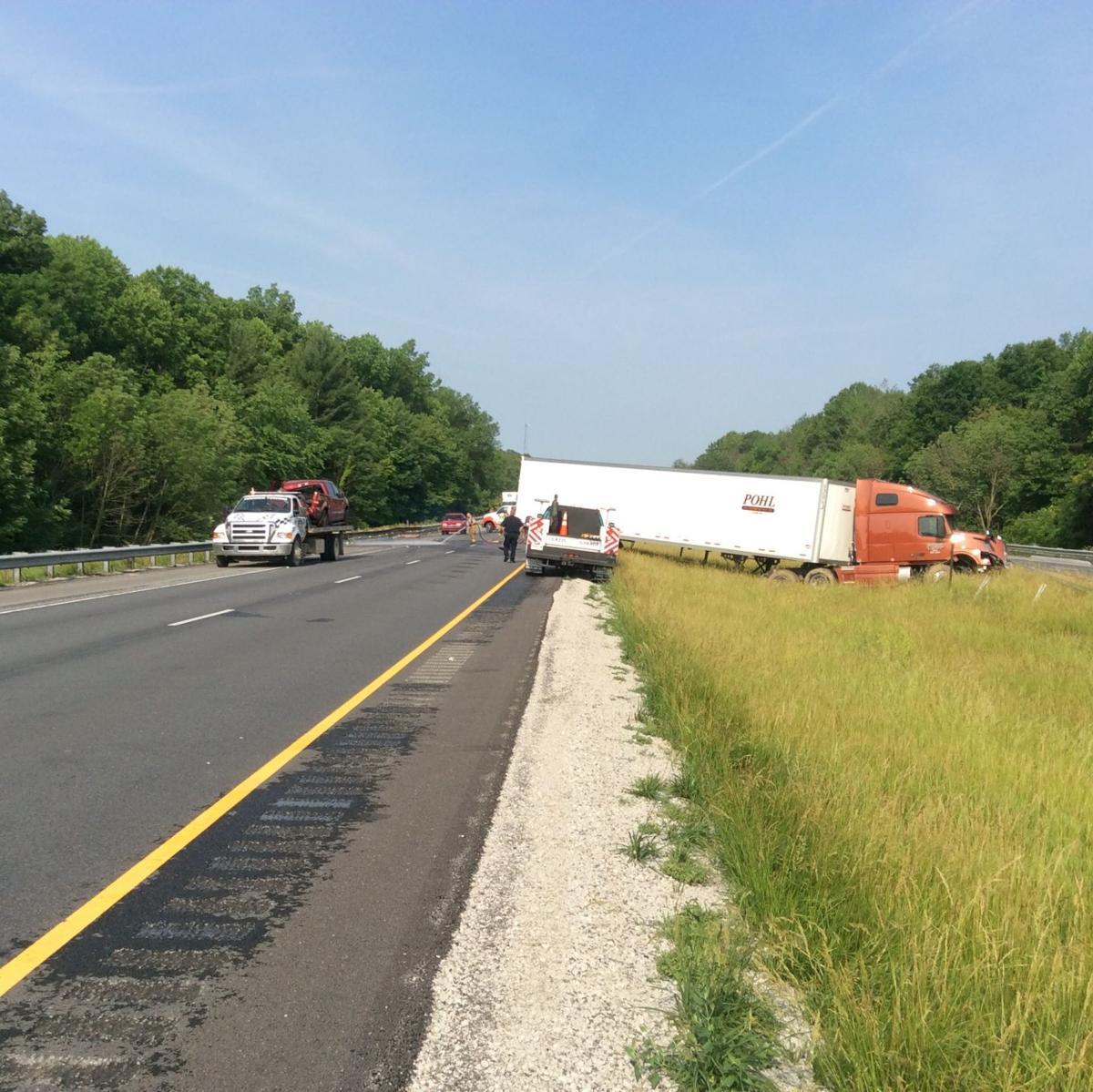 UPDATE: Texas Woman Dies Being Good Samaritan In I-70