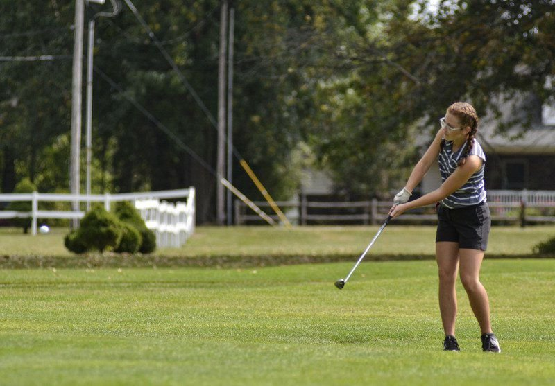 Northview girls win golf sectional
