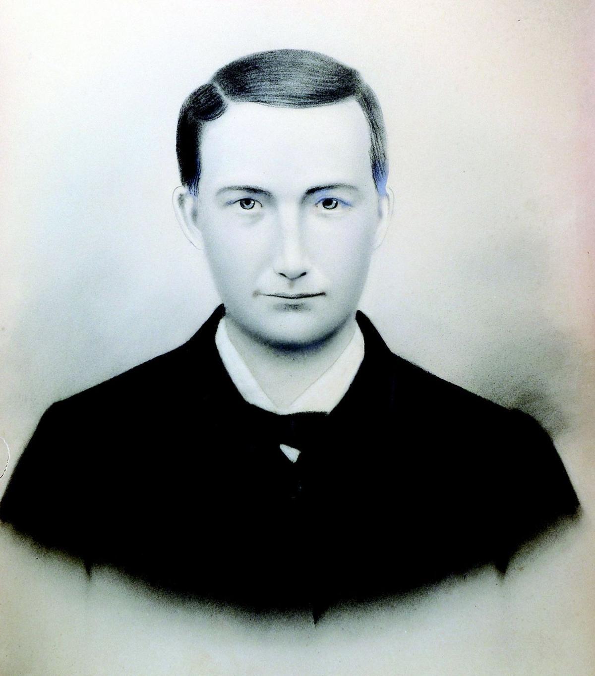 Claude Herbert portrait