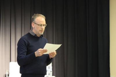 Grand Prize winner Mark Minster