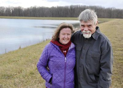 Pond, dam cause legal nightmare for couple
