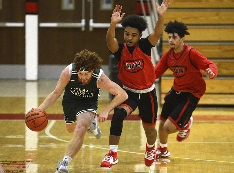 Red-hot Covenant Christian dominates South's basketball scrimmage