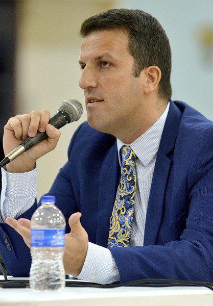 Trio of Terre Haute mayoral candidates faces voters in forum